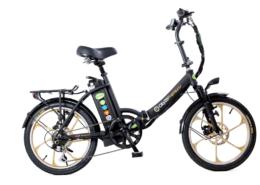 אופניים חשמליים של גרין בייק דגם city20premium