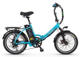 אופניים חשמליים קומפורט של חברת גרין בייק