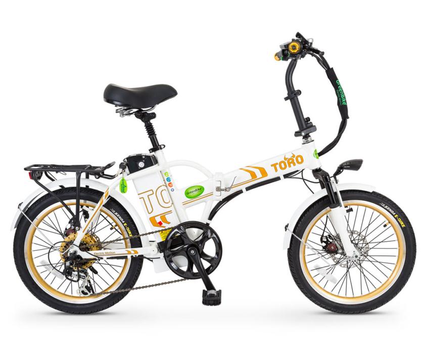 אופניים חשמליים טורו מבית גרין בייק
