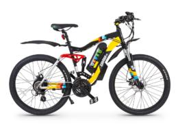 אופני הרים חשמליים אנדורו של חברת גרין בייק