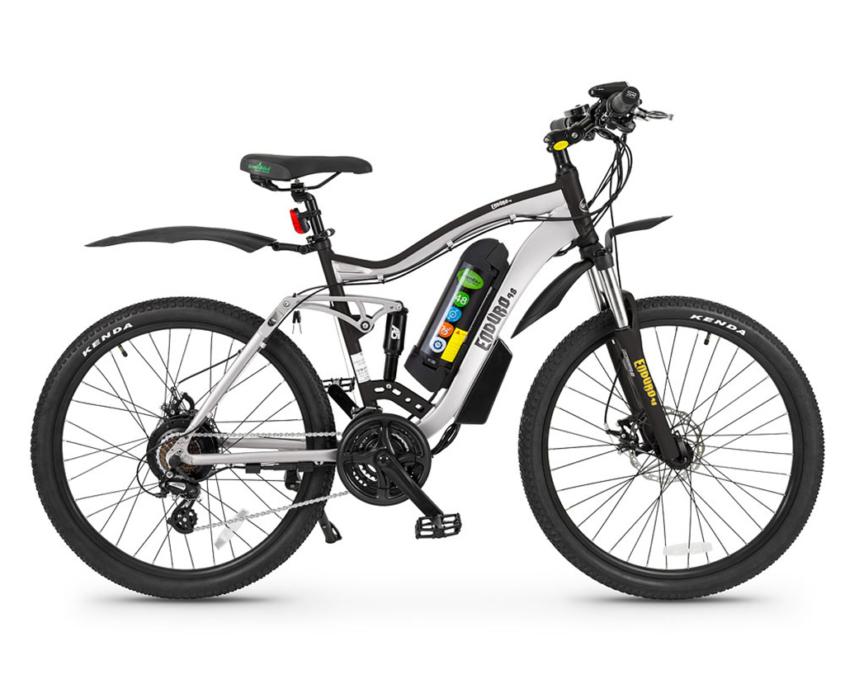 אופניי הרים חשמליים אנדורו של גרין בייק