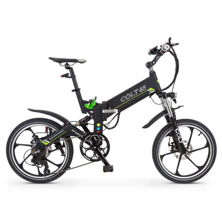 אופניים חשמליים של גרין בייק קולט 48