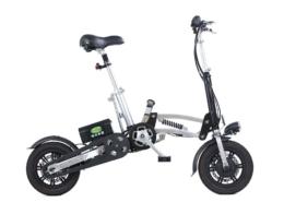 אופניים חשמליים הנדריקס 12