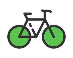 לוגו של אופניים
