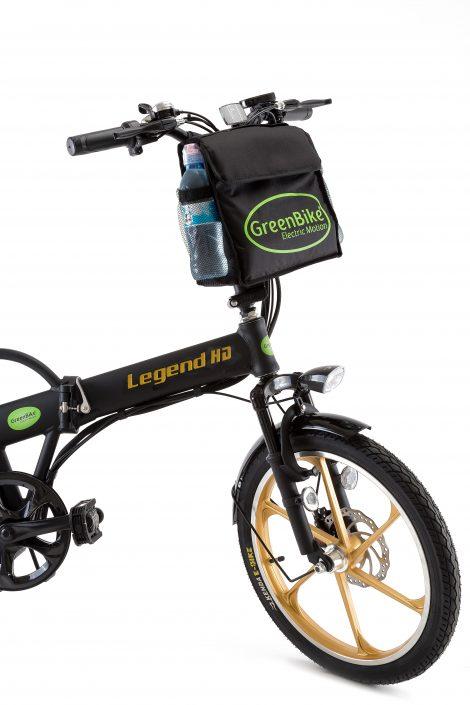 אופניים חשמליים legend של גרין בייק