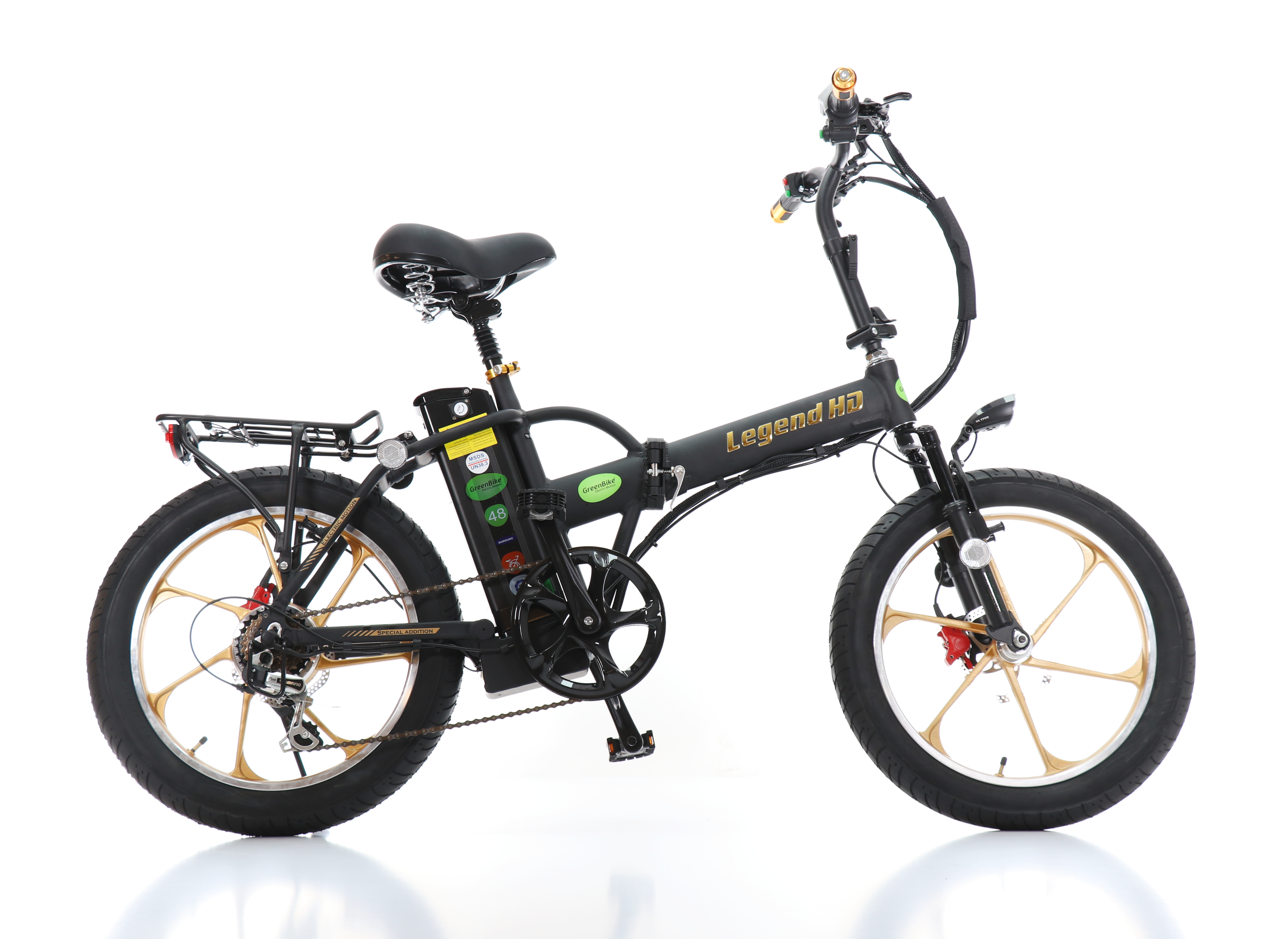 אופניים חשמליות Legend HD