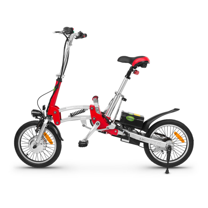 אופניים חשמליים הנדריקס של גרין בייק