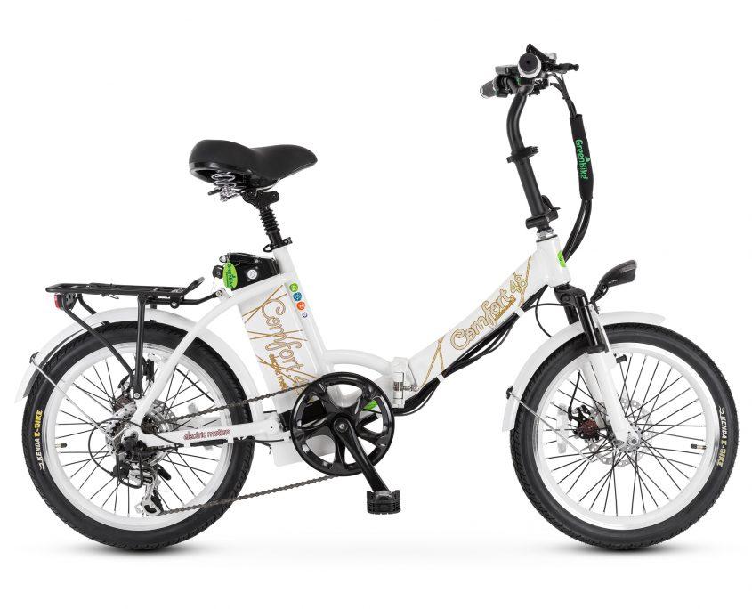 אופניים חשמליים קומפורט 48 לבן זהב.png