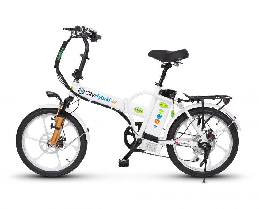 אופניים חשמליים city hybrid