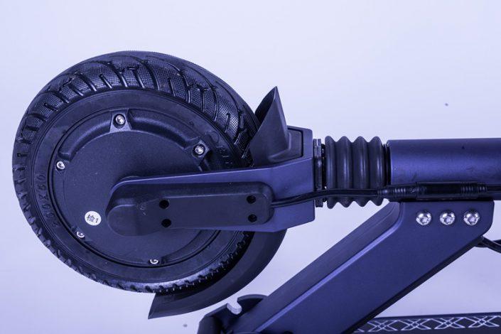 גלגל קדמי של קורקינט חשמלי גרין בייק
