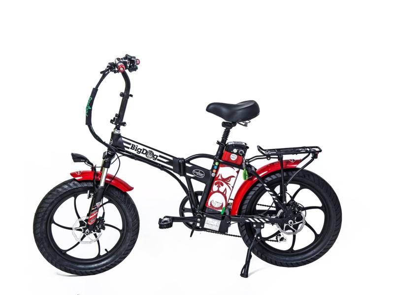 Big Dog - אופניים חשמליים גריין ביק