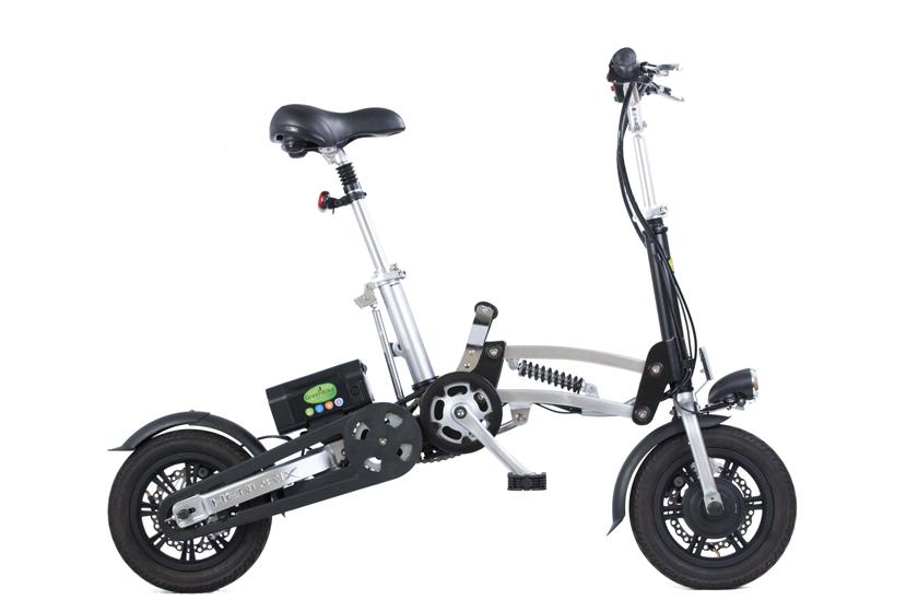 אופניים חשמליים של גרין בייק דגם הנדריקס