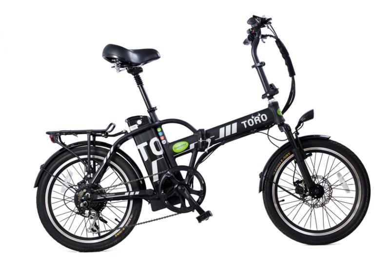 אופניים חשמליים של גרין בייק דגם טורו
