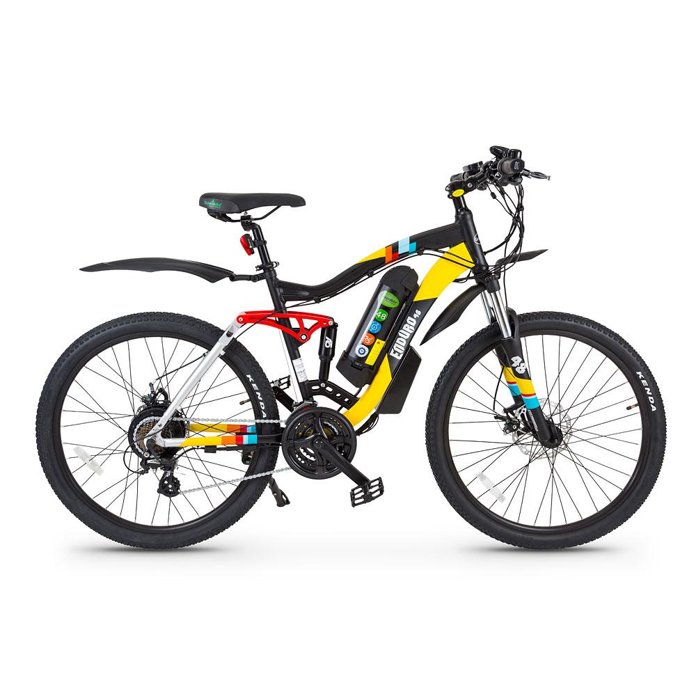 אופניים חשמליות Enduro 48
