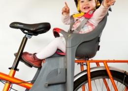 מושב לתינוקות לאופניים חשמליים