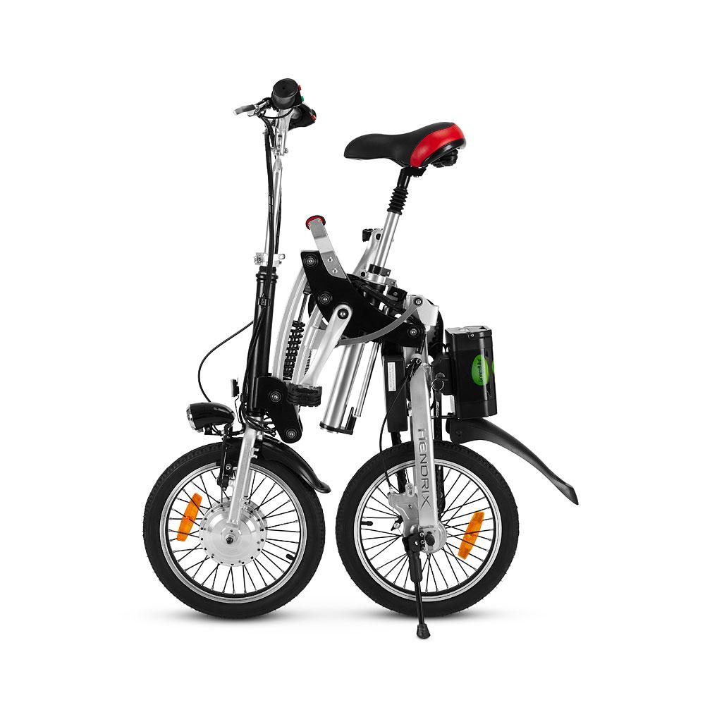 אופני הנדריקס של חברת גרין בייק