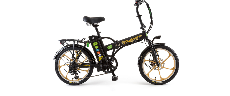 אופניים חשמליים city-hybrid