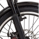 גלגל קדמי של גרין בייק אופניים חשמליים