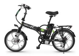 אופניים חשמליים טורו 48 של חברת גרין בייק