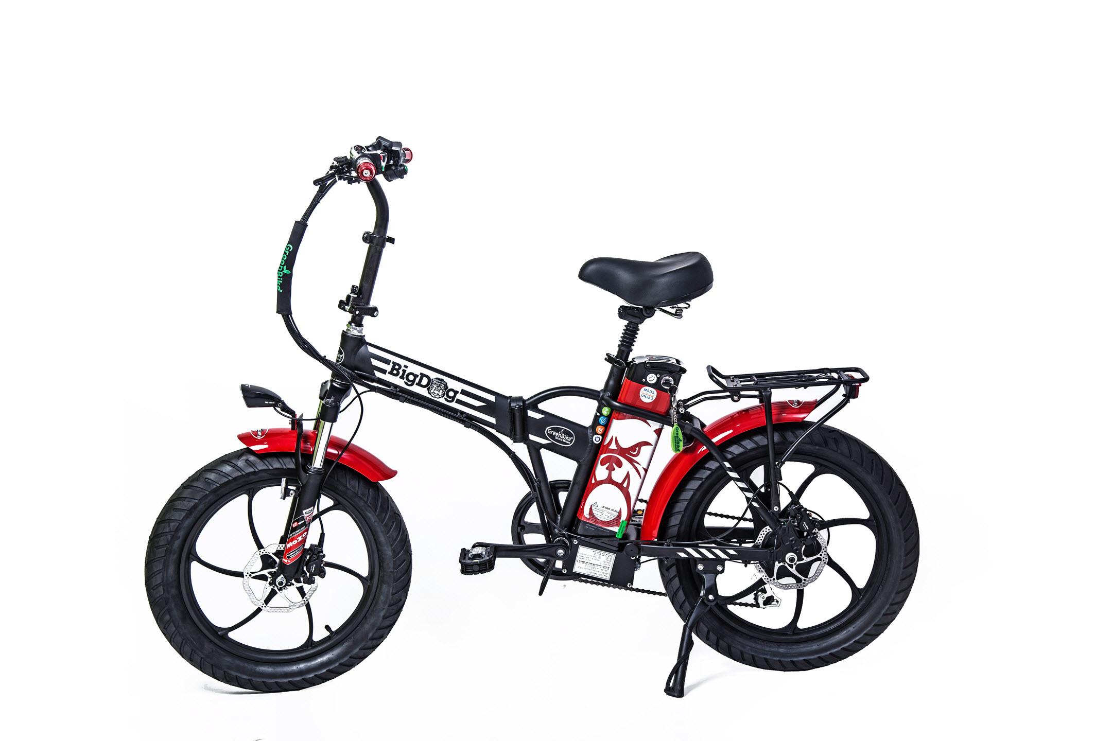אופניים חשמליים Big Dog