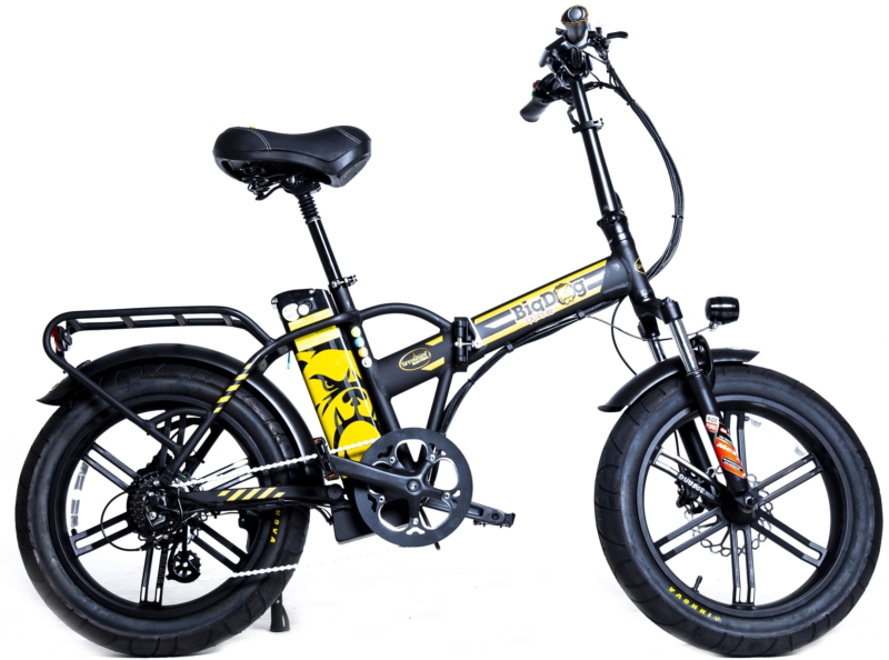 Electric Bikes - Big Dog Extreme