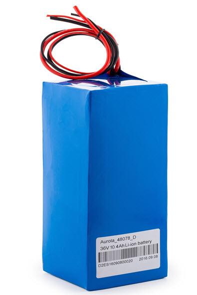 פאק סוללה לאופניים חשמליים 48V - גריין ביק - greenbike -