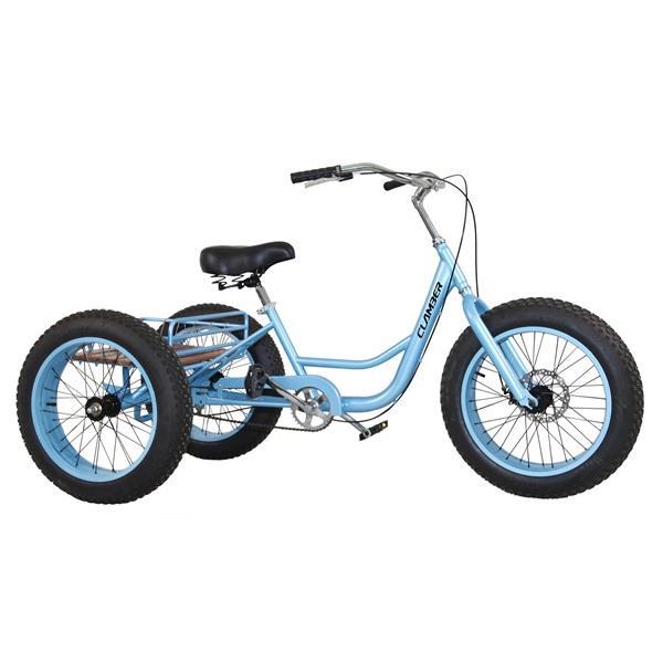 תלת אופן (Tricycle)