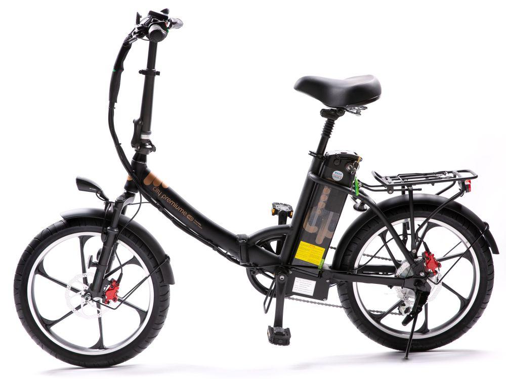 אופניים חשמליות סיטי פרימיום – שלדה נמוכה