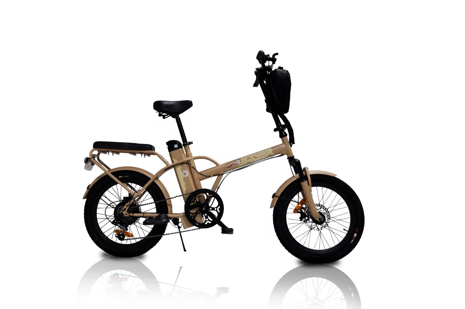 אופניים חשמליות JAGER – Dune