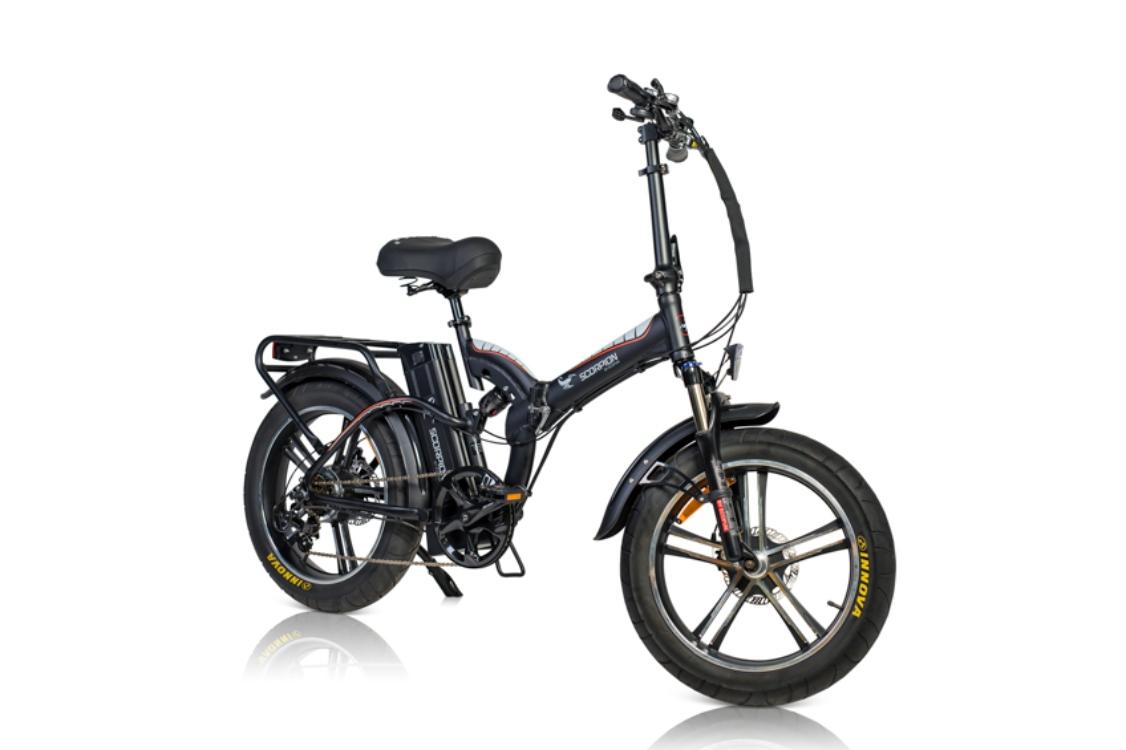 אופני סקורפיון
